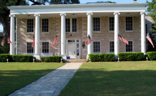 Charles Johnson Mansion American Legion